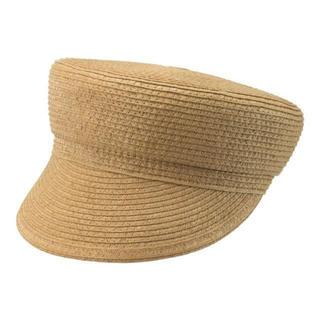 ジーユー(GU)のブレードマリンキャップ(麦わら帽子/ストローハット)