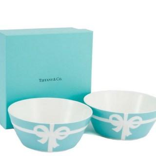 Tiffany & Co. - Tiffany& Co. ブルーボックス ボウル 2個セット 新品