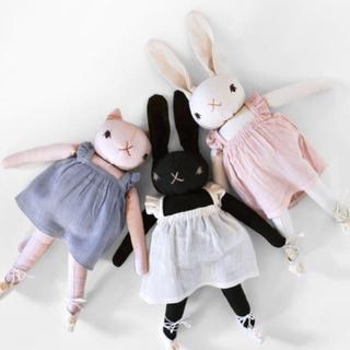 Caramel baby&child  - polka dot club PDC medium ラビット うさぎ ミディアム