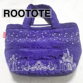 ルートート(ROOTOTE)のROOTOTE★刺繍シンデレラ バッグ(トートバッグ)
