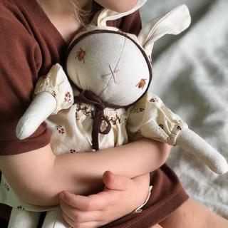 Caramel baby&child  - apolina アポリナ polka dot club コラボ ワンピース