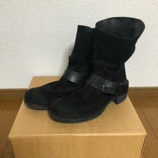 カルペディエム(C DIEM)のMA+ エムエークロス tail buckle boots(ブーツ)