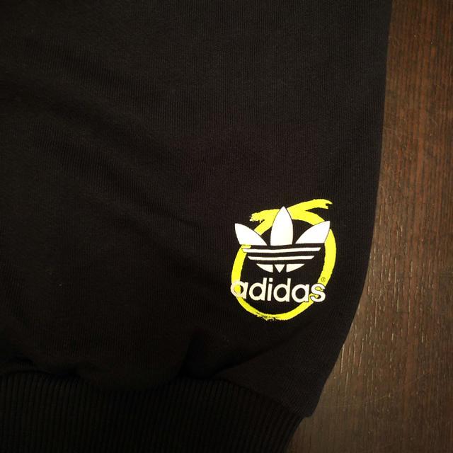 adidas(アディダス)のadidas✴︎リタオラ✴︎シースルーパーカー レディースのトップス(パーカー)の商品写真