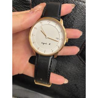 agnes b. - 腕時計 アニエスベー