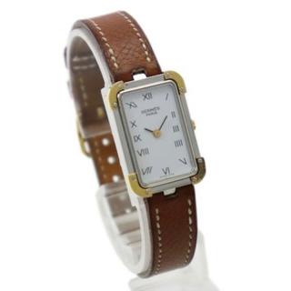 Hermes - HERMES  腕時計  クロアジュール