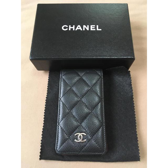 CHANEL - CHANEL美品 iPhone4ケースの通販