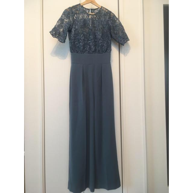 LagunaMoon(ラグナムーン)の【専用です】ラグナムーン ドレスM+MA-1 レディースのフォーマル/ドレス(その他ドレス)の商品写真