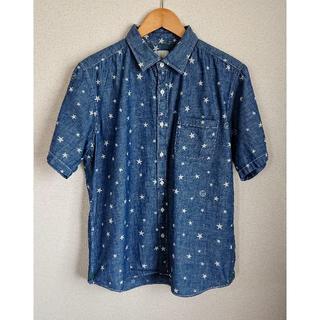 ユニフォームエクスペリメント(uniform experiment)のuniform experiment 4 シャツ CHAMBRAY (シャツ)