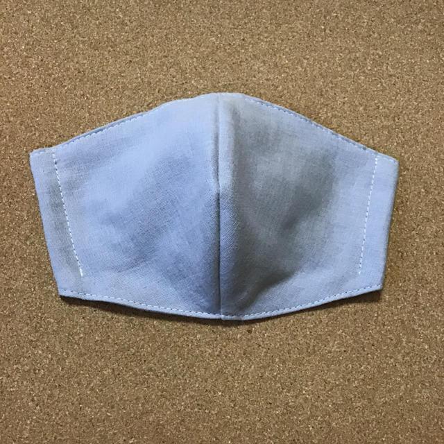 防護 マスク 人気 / 立体 インナーますく グレー 大きいサイズ ダブルガーゼ の通販