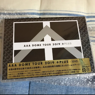 AAA - AAA/AAA DOME TOUR 2019 +PLUS〈3枚組〉