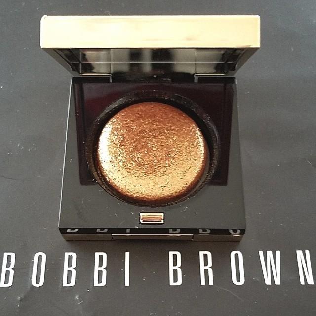 BOBBI BROWN(ボビイブラウン)の✤BOBBI BROWN✤リュスクアイシャドウ リッチスパークル#02サンフレア コスメ/美容のベースメイク/化粧品(アイシャドウ)の商品写真