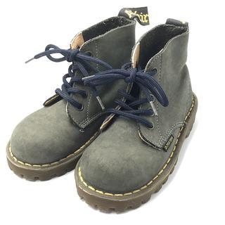 Dr.Martens - ドクターマーチン ベビー ブーツ 15cm 16cm 靴 レザーシューズ 革靴