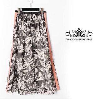 GRACE CONTINENTAL - 2020春夏 【新品】25%オフ GRACE CONTINENTAL スカート