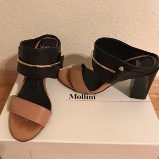 UNITED ARROWS - Mollini モリーニ サンダル レディース  37