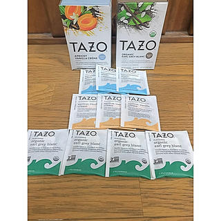 Starbucks Coffee - TAZO 美味しい紅茶10袋