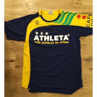 ATHLETA - ATHLETA Tシャツ 美品