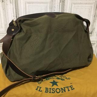 イルビゾンテ(IL BISONTE)のイタリア製 IL BISONTE イルビゾンテ バッグ USED(ショルダーバッグ)