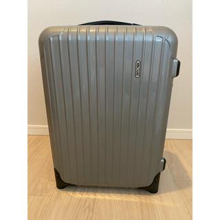 リモワ(RIMOWA)のリモワ  スーツケース シルバー(スーツケース/キャリーバッグ)