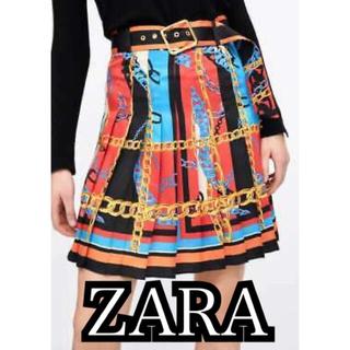 ZARA - ZARA 新品未使用 スカート
