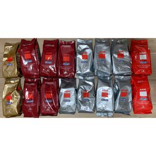 デロンギ(DeLonghi)のムセッティ コーヒー豆セット16袋(コーヒー)