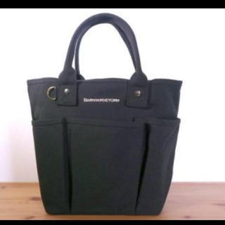 BARNYARDSTORM - バンヤードストーム 立体ポケット付きトートバッグ  新品未使用 オトナミューズ