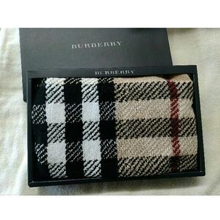 BURBERRY - Burberry ウォッシュタオル