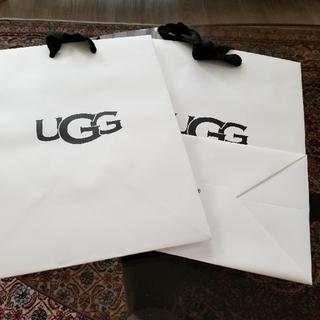 アグ(UGG)のペペロンチーノ様専用になりましたUGG 紙袋(ショップ袋)