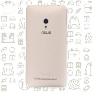 エイスース(ASUS)の【B】ZenFone5/ASUS_T00P/16/ドコモ(スマートフォン本体)