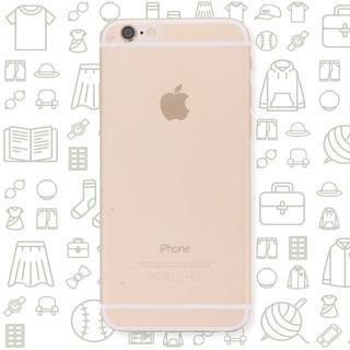 アイフォーン(iPhone)の【C】iPhone6/64/ソフトバンク(スマートフォン本体)