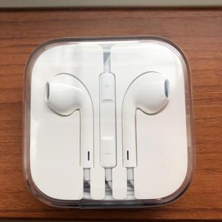 Apple - iPhone純正イヤホン イヤホン