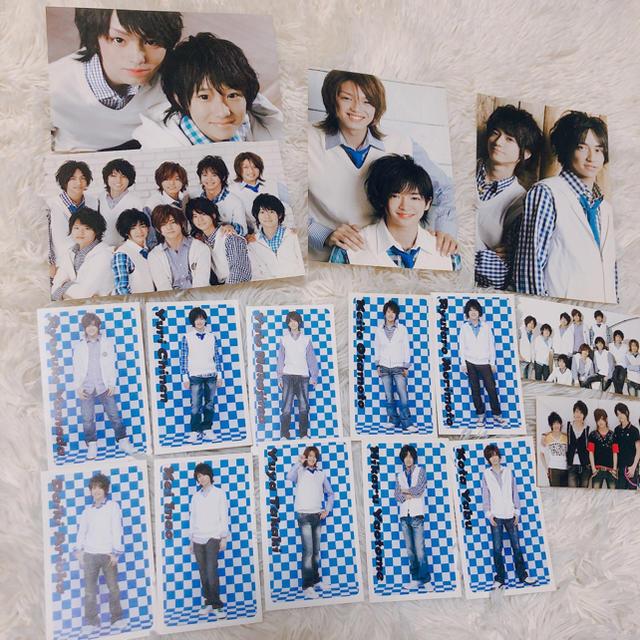 Hey! Say! JUMP(ヘイセイジャンプ)のHey!Say!JUMP ポストカード&ミニカード チケットの音楽(男性アイドル)の商品写真