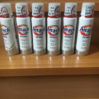カオウ(花王)のアタックZERO / アタックZERO ゼロ 洗浄 消臭 液体 12本セット(洗剤/柔軟剤)