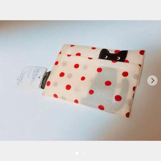 ディズニー(Disney)のポケットティッシュケース 黒猫 【新品】(その他)