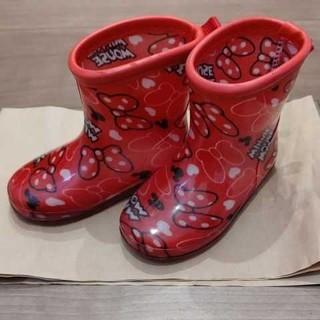 アカチャンホンポ(アカチャンホンポ)のミニーマウス レインブーツ 長靴(長靴/レインシューズ)