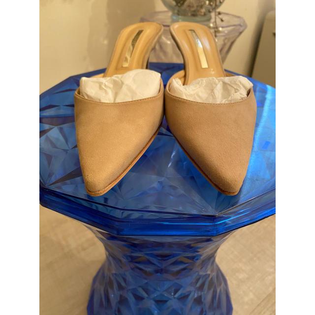 DEUXIEME CLASSE(ドゥーズィエムクラス)のD euxiemeclasse B ALD AN   MULE レディースの靴/シューズ(ミュール)の商品写真