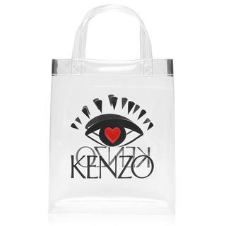 KENZO - [新品] KENZO ケンゾー アイ PVCクリアバッグ 限定品