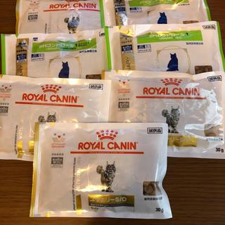 ロイヤルカナン(ROYAL CANIN)のロイヤルカナン猫PHコントロール&ユリナリーs/oセット⑦(猫)