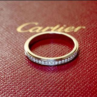 カルティエ(Cartier)のカルティエ ダムール ダイヤモンド リング(リング(指輪))