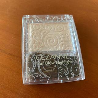 セザンヌケショウヒン(CEZANNE(セザンヌ化粧品))のCEZANNE パールグロウ ハイライト 01 シャンパンベージュ(フェイスカラー)