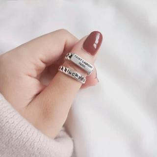 サンローラン(Saint Laurent)の新品 サンローラン silver925 リング (リング(指輪))