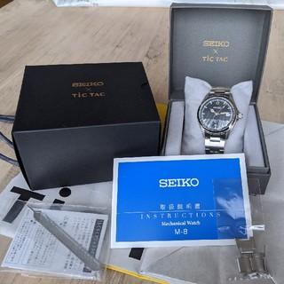 SEIKO - SEIKO X TiCTAC 35th SZSB006 自動巻 腕時計