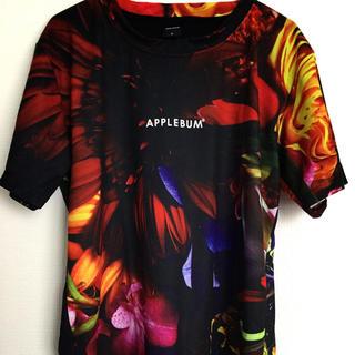 APPLEBUM - APPLEBUM Flower Tシャツ