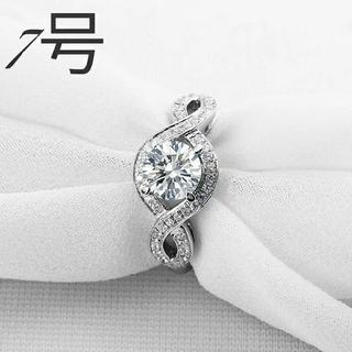 ハリーウィンストン(HARRY WINSTON)の最高級合成ダイヤモンド/リリークラスター·バイ·ハリーモチーフ(リング(指輪))