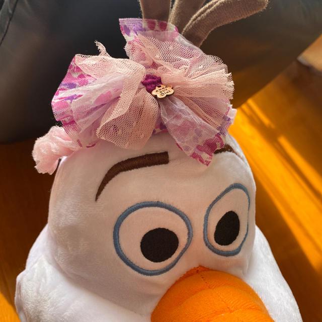 ANNA SUI mini(アナスイミニ)のANNA SUI スタイ&ヘアバンド セット☆ ハンドメイドのキッズ/ベビー(スタイ/よだれかけ)の商品写真