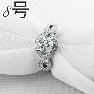 ハリーウィンストン(HARRY WINSTON)の最高級合成ダイヤモンド/(リング(指輪))