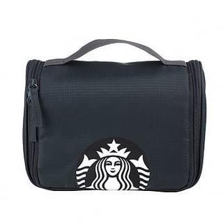 スターバックスコーヒー(Starbucks Coffee)のスターバックス :トラベルポーチ ロゴ スタバ 台湾 限定商品(旅行用品)