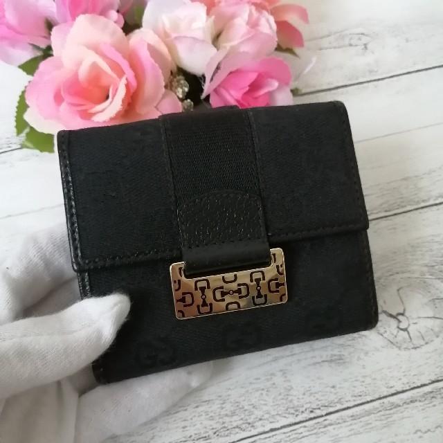 時計brightスーパーコピー,Gucci-グッチ♥GUCCI✨財布♥二つ折り財布★黒♥  95の通販