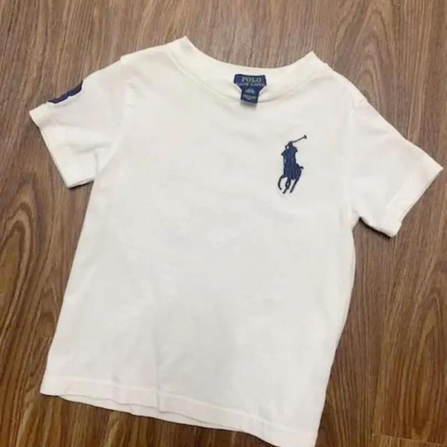 POLO RALPH LAUREN(ポロラルフローレン)のラルフローレン Tシャツ  キッズ/ベビー/マタニティのキッズ服男の子用(90cm~)(Tシャツ/カットソー)の商品写真