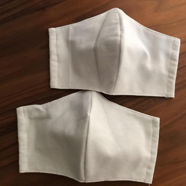 立体インナーマスク 2枚セットの通販