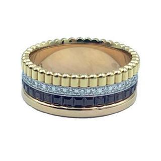 ブシュロン(BOUCHERON)の【極美品】2020年2月購入  ブシュロン ダイヤ リング 8号(リング(指輪))